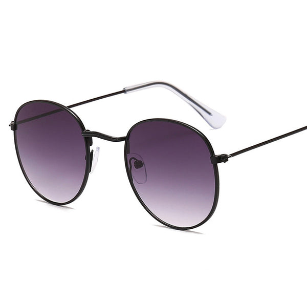 2020 Classic Small Frame Round Sunglasses Women