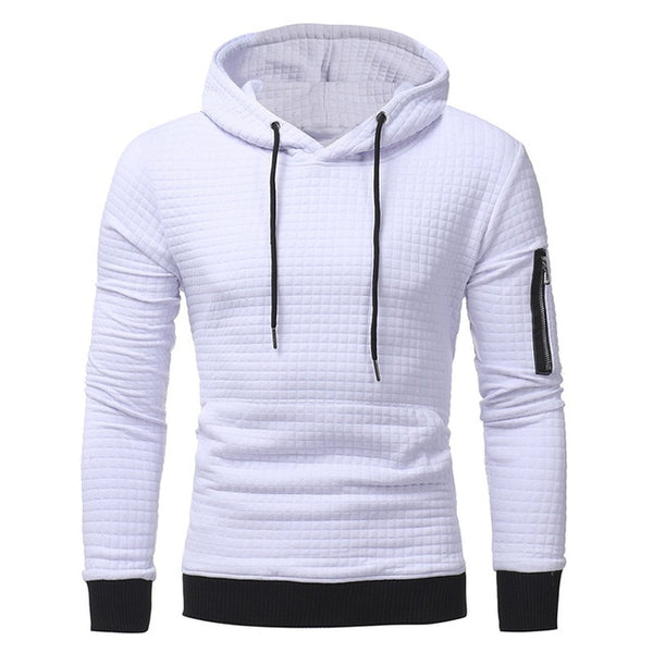 2020 Brand Mens Hoodies Sweatshirts Pullover Men Long-Sleeved