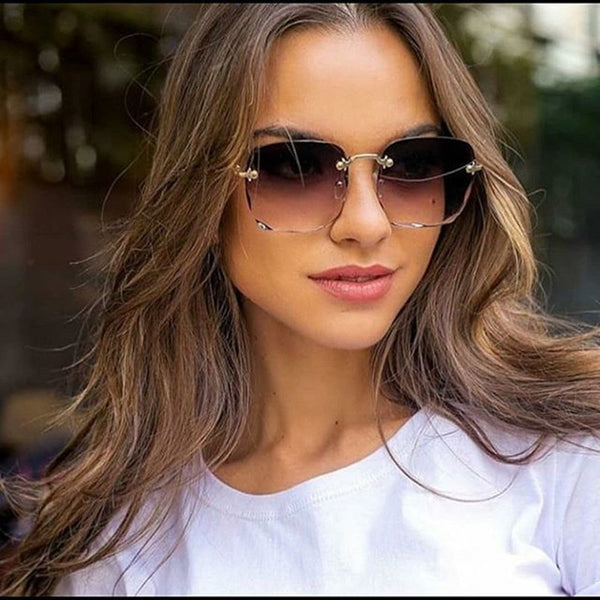 Sun Glasses Women Brand Designer