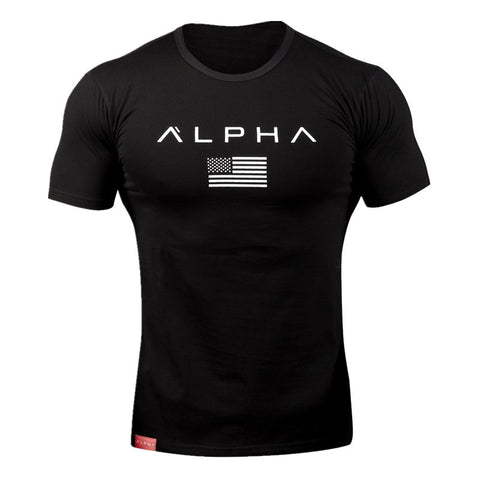 2020 New Brand Clothing Gyms Tight Cotton