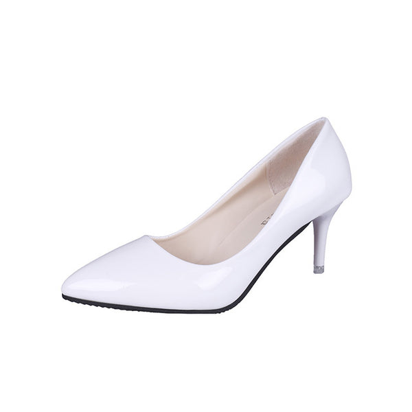 2020 Fashion Woman Shoes Pointed Fine