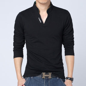 2020 T-Shirt Men Spring Cotton