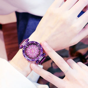 2020 Women Set Watches Luxury Magnetic Watches