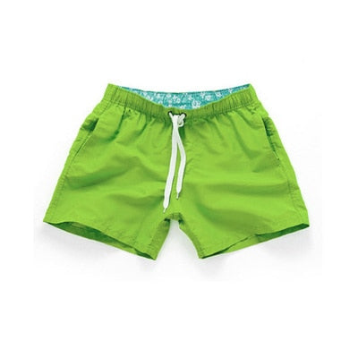 2020 Summer New Casual Shorts Men Fit Solid 18 Color Available