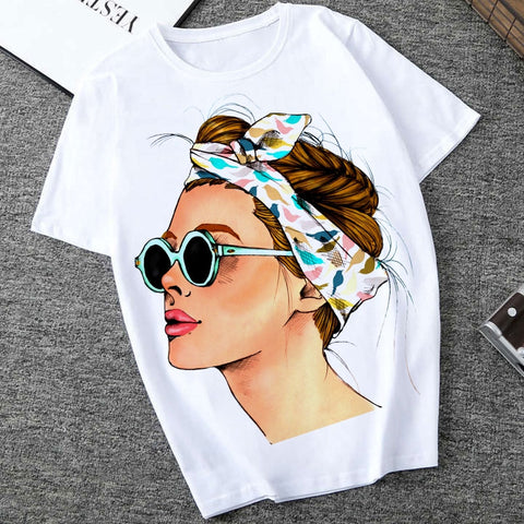 New Arrivals T shirt Women Summer