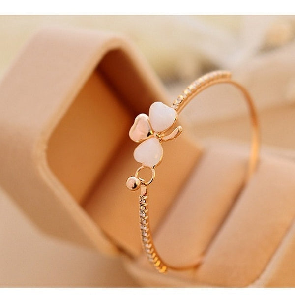 1 Pcs Sell Hollow Wrap Bracelets Trendy Gold Silver Color New