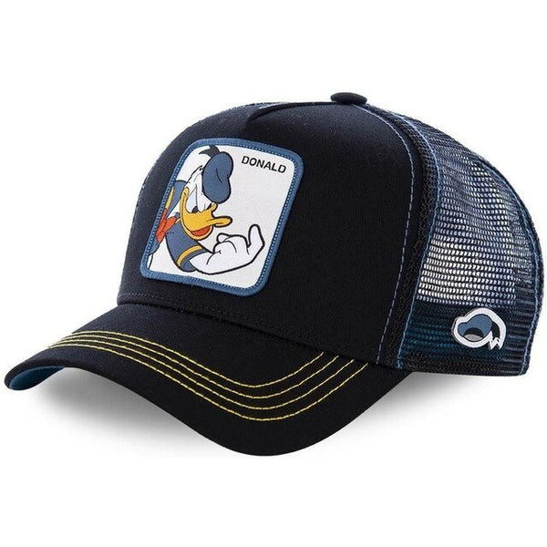 New Brand Anime Dragon Ball Mickey DONALD  Baseball Cap Men Women