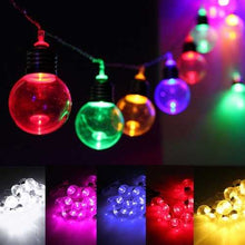 Buy Online High Quality 20 Piece LED Clear Festoon Party String Light Kit Connect Cable Vintage Style - HighEndGrillers