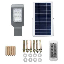 Buy Online High Quality 20W Waterproof 20 LED Solar Light with Long Rod Light/Remote Control Street Light for Outdoor - HighEndGrillers