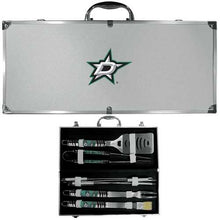 Buy Online High Quality Dallas Stars 8 pc Tailgater BBQ Set - HighEndGrillers