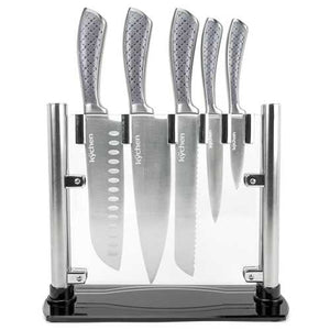 Buy Online High Quality Tizona Knife Set, 5 Utensils - HighEndGrillers