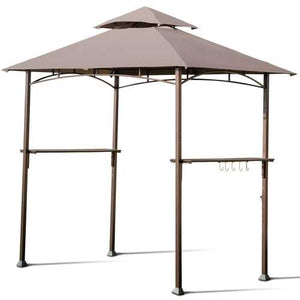 Buy Online High Quality 8' x 5' Outdoor Barbecue Grill Gazebo Canopy Tent - HighEndGrillers