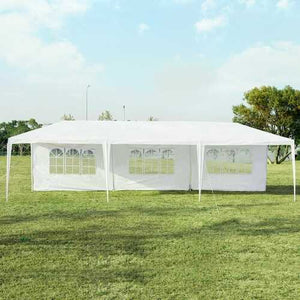 Buy Online High Quality 10' x 30' Outdoor 5 Sidewall Canopy Tent - HighEndGrillers