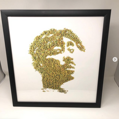 Cannabiscapes . Greg Welch's art | Stonesmiths dab pen