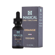 Load image into Gallery viewer, MAGICAL CBD TINCTURE | 1500MG