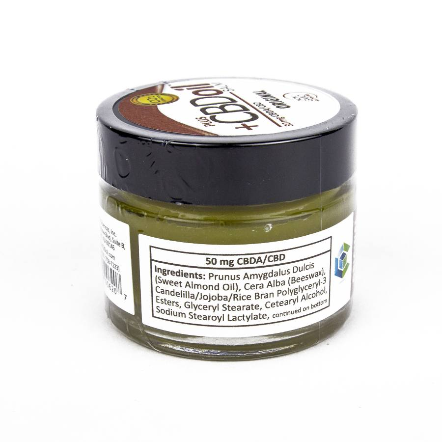 +CBD OIL Hemp Oil Balm