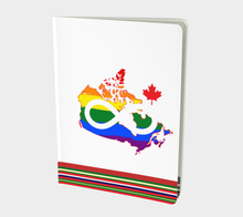 Load image into Gallery viewer, Metis Rainbow Journal