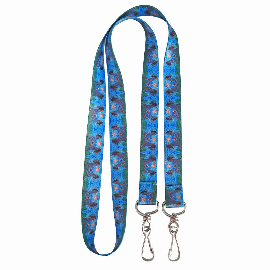 Leah Dorion Breath of Life Lanyard