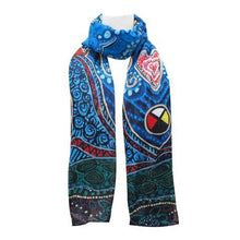 "Load image into Gallery viewer, ""Breath of Life"" Scarf"