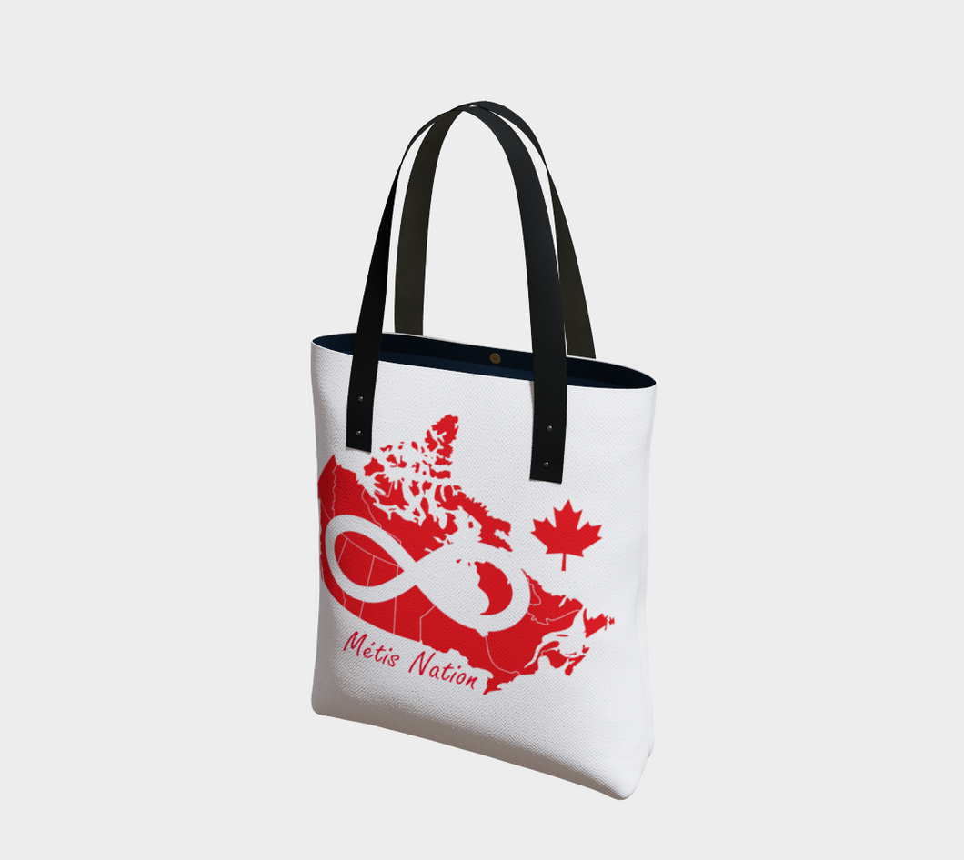 Metis Nation Tote Bag Handbag
