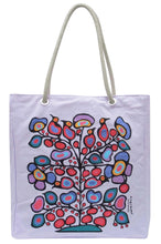 "Load image into Gallery viewer, ""Woodland Floral"" Tote"