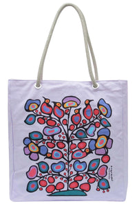 """Woodland Floral"" Tote"