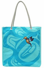 Load image into Gallery viewer, Hummingbird Eco-Bag Tote