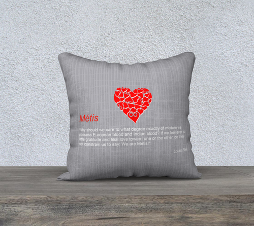 Metis Pillow Case Home Decor