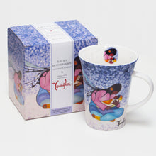 "Load image into Gallery viewer, ""Joyous Motherhood"" Porcelain Mug"