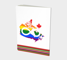 Load image into Gallery viewer, Metis Rainbow Notebook