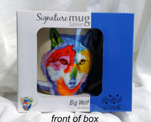 Load image into Gallery viewer, Big Wolf 18 oz Mug