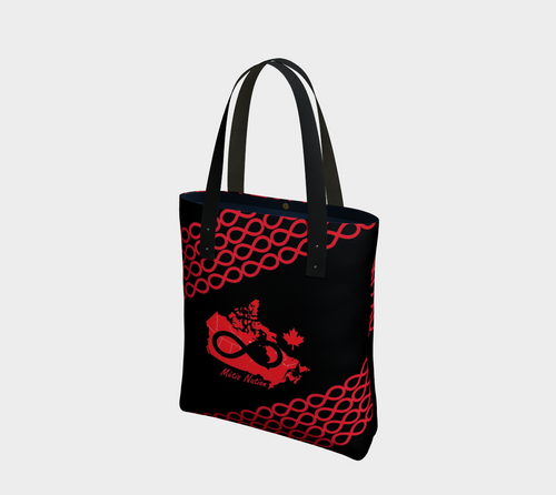 Metis Nation Tote Bag