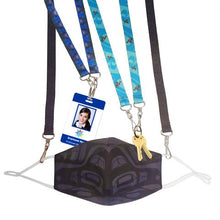 Load image into Gallery viewer, Francis Dick Eagle Freedom Lanyard