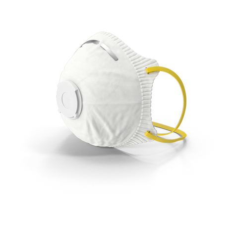 Disposable Respirator N95 Surgical Masks - (Box/20pcs) - MedStop Solutions