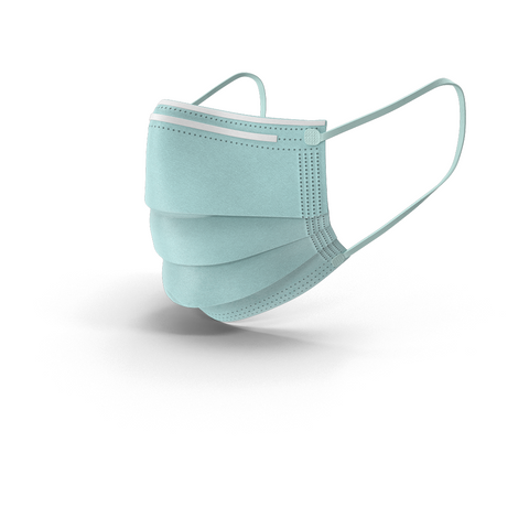 Standard Surgical Mask - (Box/50pcs) - MedStop Solutions