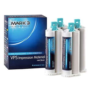 VPS Impression Material 4/pk-Mark3 - MedStop Solutions