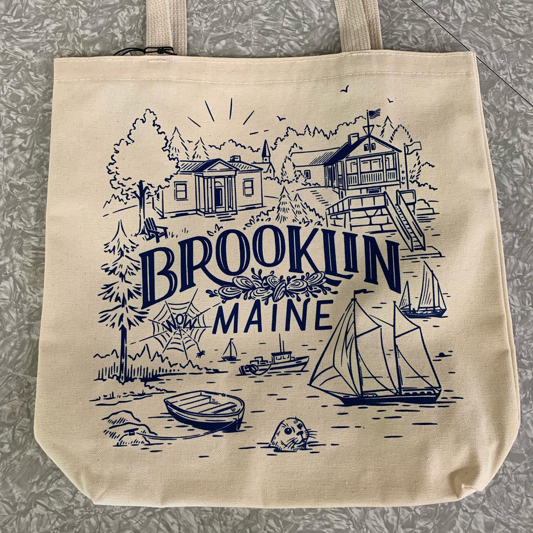 Brooklin Tote Bag
