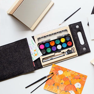 Jotblock Portable Watercolor Studio