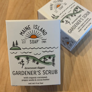 Maine Island Soap, 4oz Bars