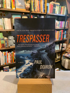 Trespasser: Mike Bowditch Mystery Series - Book 2
