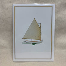 Load image into Gallery viewer, Sailboat Cards by Kathy Bray