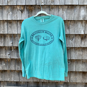 Brooklin Maine Long Sleeve Tee