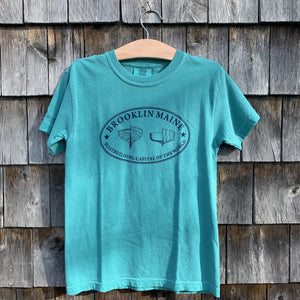 Brooklin Maine Youth T-shirt