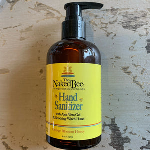 Hand Sanitizer from The Naked Bee Co.