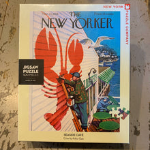Load image into Gallery viewer, The New Yorker Cover Puzzles: 500 Pieces