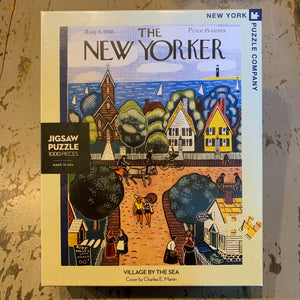 The New Yorker Cover Puzzles: 1000 Pieces