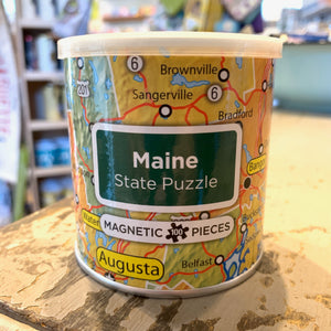 State of Maine Magnetic Puzzles