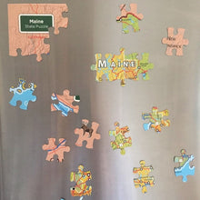 Load image into Gallery viewer, State of Maine Magnetic Puzzles