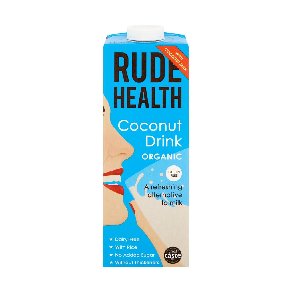 Rude Health - Organic Coconut Drink (6x1L)