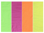 Neon Coloured 12 in 1 Multifunctional Headwear Scarf Balaclava Bandana
